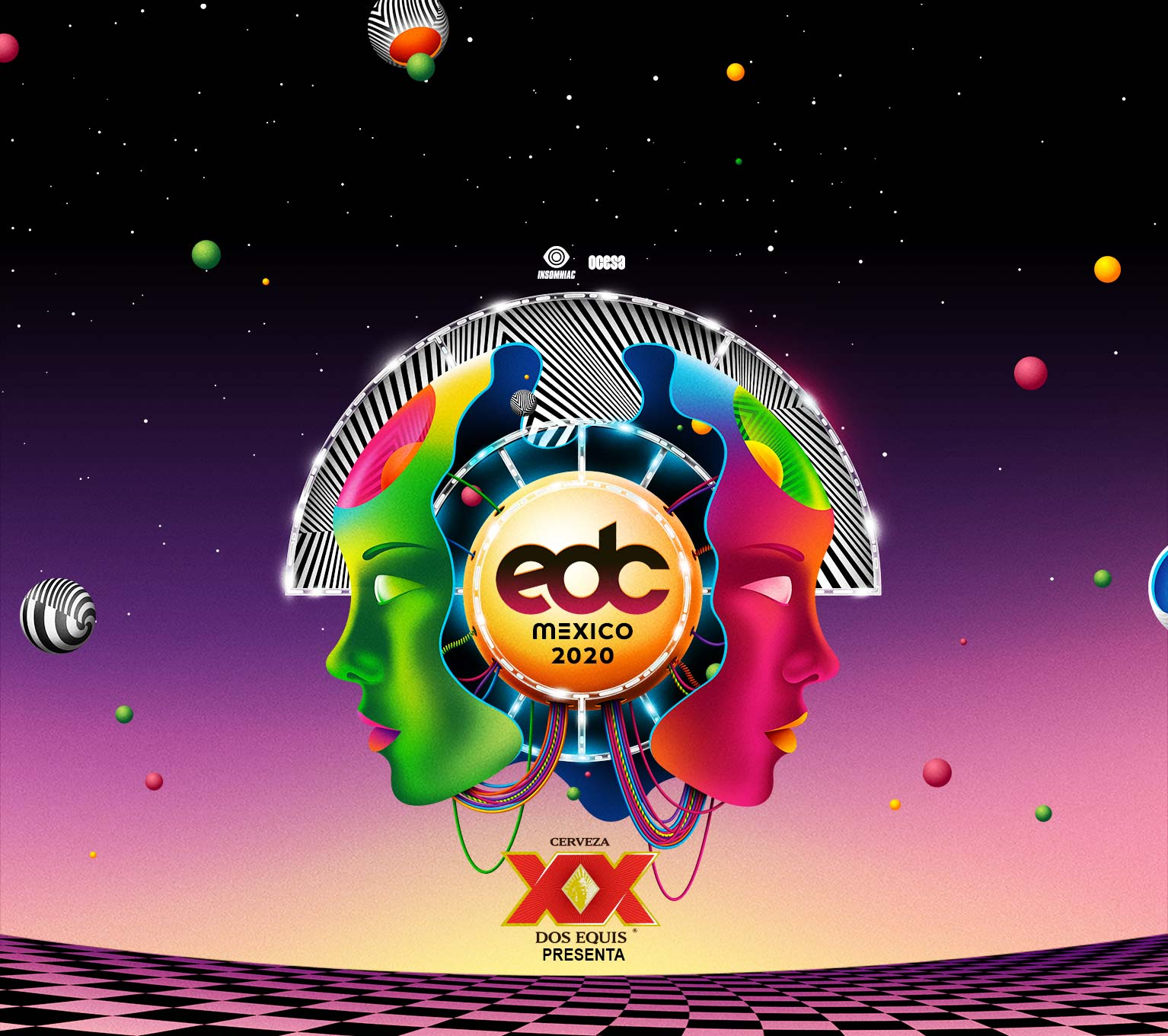 Electric Daisy Carnival – Mexico 2020