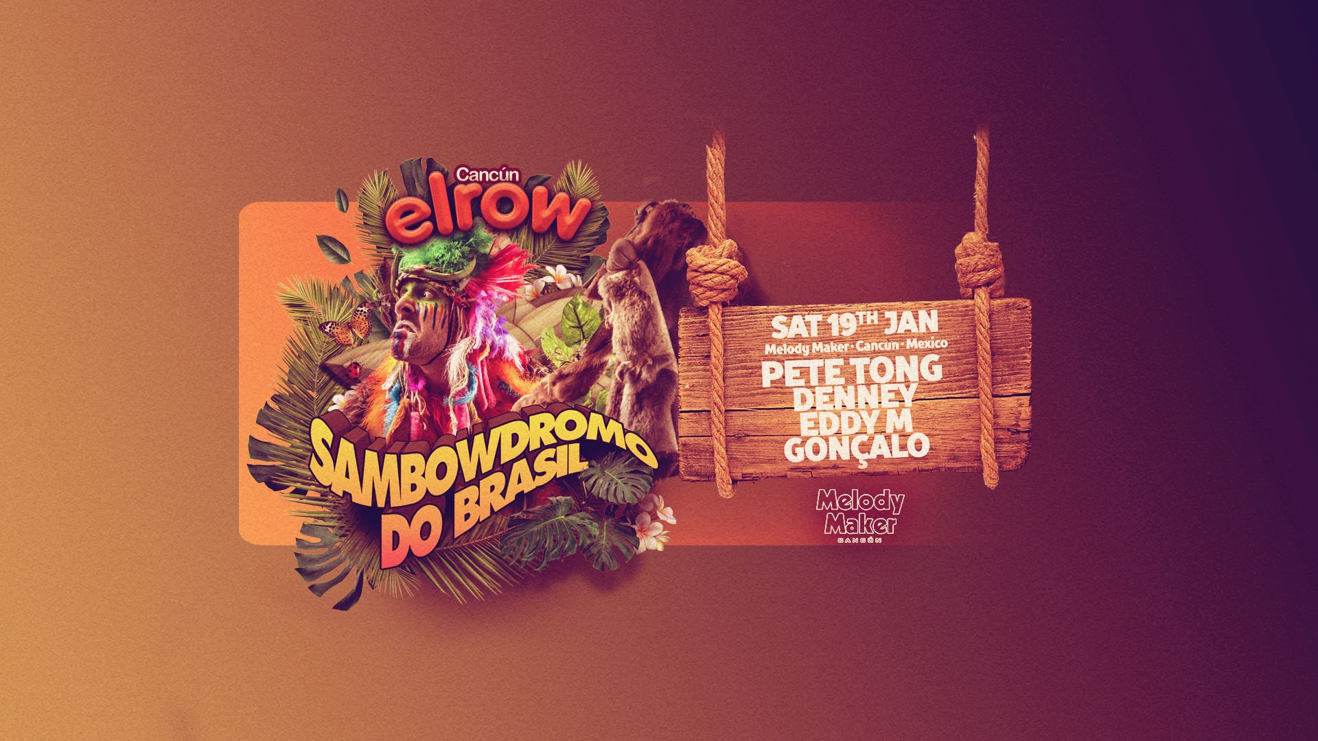 Elrow – Cancun 2019