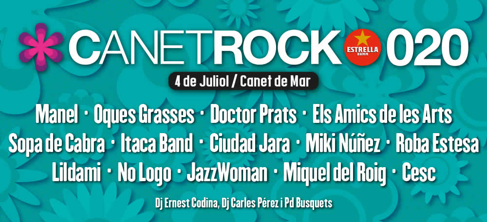 Canet Rock 2020
